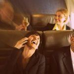 Pourquoi doit-on éteindre nos portables en avion ?